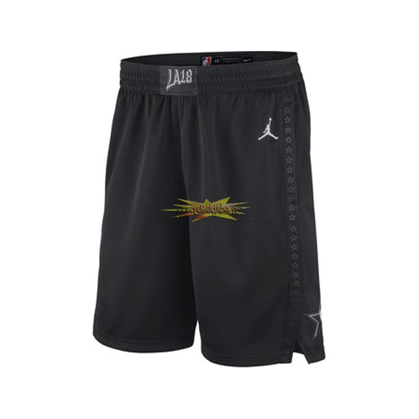 Nouveau Short Basket 2018 All Star Noir