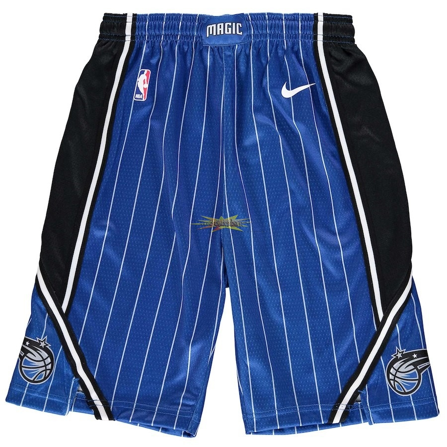 Nouveau Short Basket Enfant Orlando Magic Nike Bleu Icon 2018