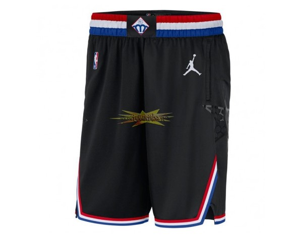 Nouveau Short Basket 2019 All Star Noir