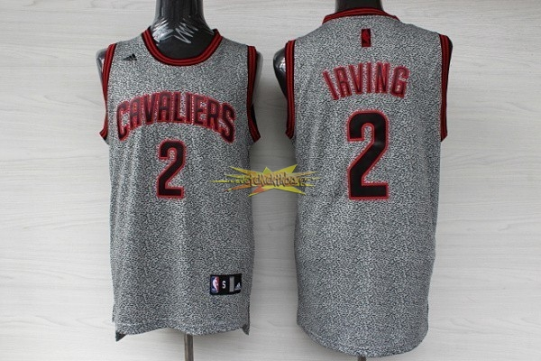 Nouveau Maillot NBA 2013 Static Fashion Cleveland Cavaliers NO.2 Irving